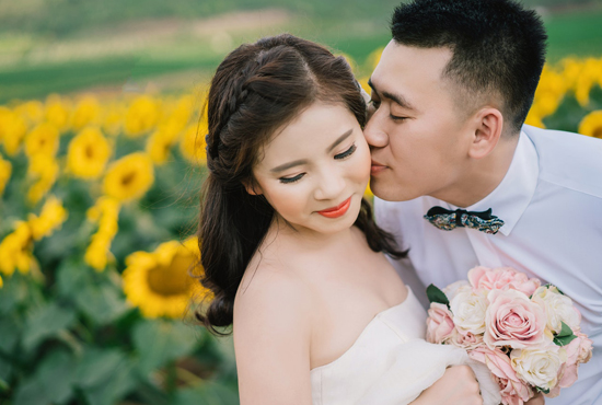 Bride and Groom Photography Outdoor