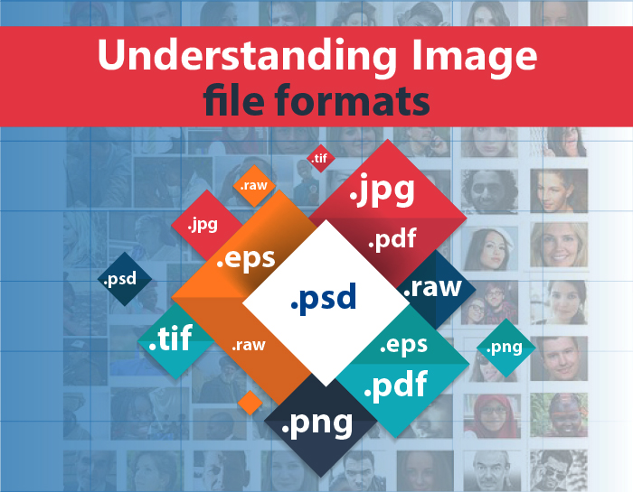 Different File Format is mentioned