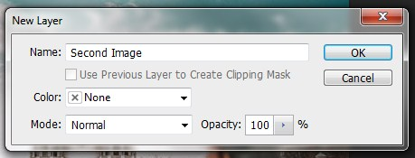 Rename the Layer for easy navigation in Photoshop