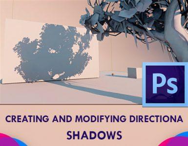 Creating and modifying directional shadows