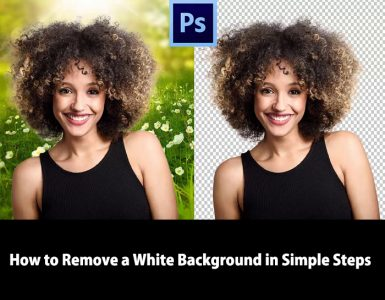 How to Remove a White Background in Simple Steps